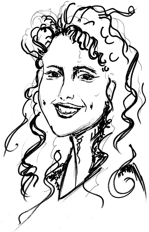 Kölner Grafikerin MONA MARZOUK-SCHOLZ Köln Grafikdesigner